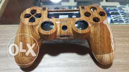 Ps4 wooden hard case for controller