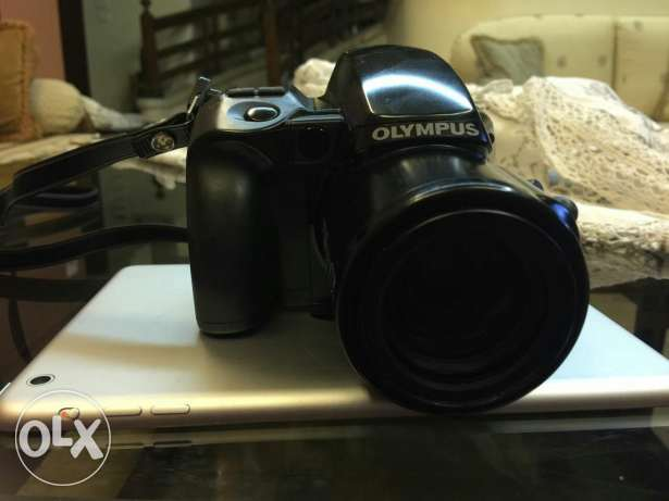 Olympus IS 1000 SLR excellent conditions انطلياس -  5