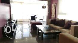 new and fully furnished apartment for rent in achrafieh
