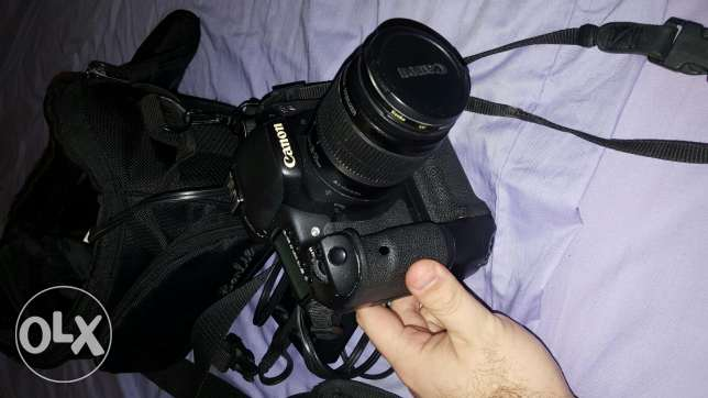 Canon 7d + key grip الطيونة -  3