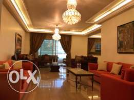 luxurious furnished apartment for rent in jnah beirut