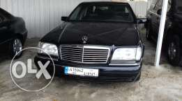 Mercedes chabah 320 black