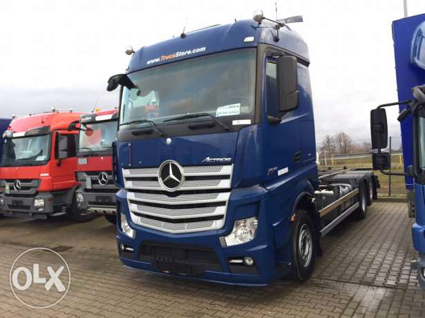2545 Actros صور -  2