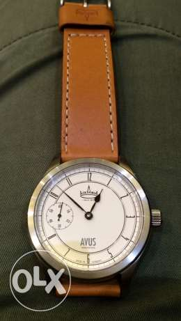 Askania hand winding watch
