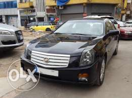 2006 Cadillac CTS 3.6L Black/Beige Leather Company Source &Maintenance