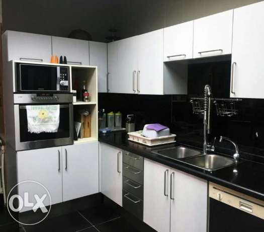 Apartment in Achrafieh near ABC, 3 bedrooms, 2 parkings