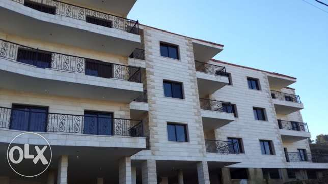 New Apartment for Sale in Mount Lebanon صوفر -  1