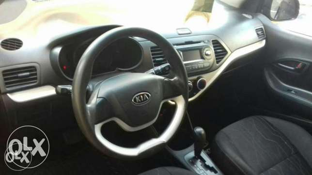 Kia picanto full option in great condition الشياح -  4