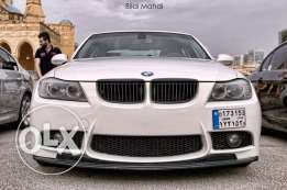 bmw 2006 white full option