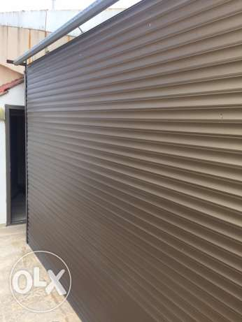 rolling shutter for sale