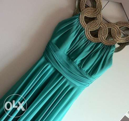 evening dress as good as new راس  بيروت -  1