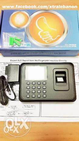Fingerprint Machine 150$