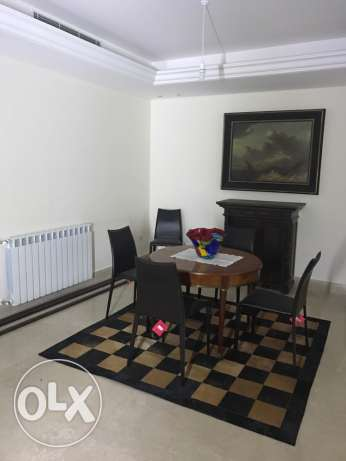 New and Furnished apartment for sale in achrafieh