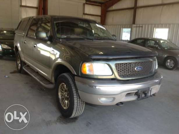 "2002 ""Ford"" F 150,KING CAB, 4 Doors, 4x4, Full Limited"