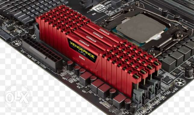 Corsair Vengeance LPX 8/16/32gb rams from 2400Mhz to 3200Mhz