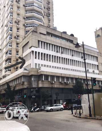 270 m2 commercial space on a second floor for sale-Mar Elias street