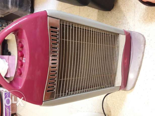 Electric heater 10$ only بوشرية -  1