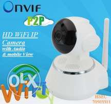 Cameras AHD & IP with DVR & NVR, Kits.