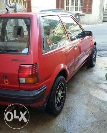 Toyota starlet مجدليون -  1