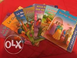kids famous stories in french