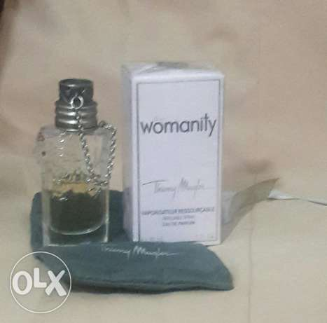 Womanity Thierry Mugler EDP 30ml(53$ duty free)