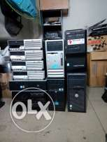 Computers for sale in very good price with LCD screen Lenovo