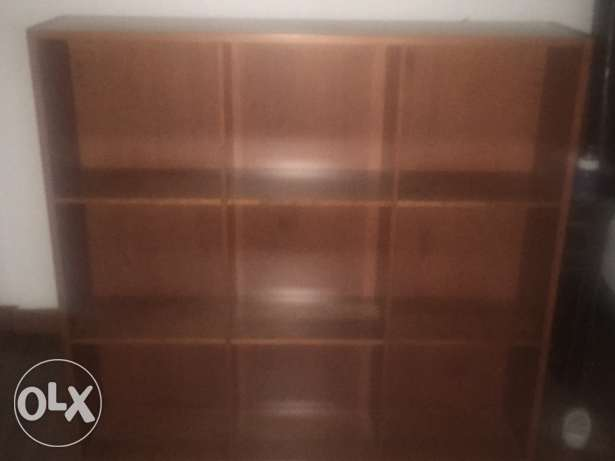 wall square unit