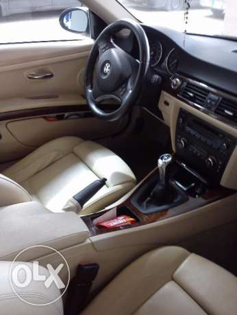Bmw 328 model 2007 ci full vitess siyara ktir ndife جديدة -  4