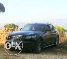 Infiniti FX35 - Sports Package