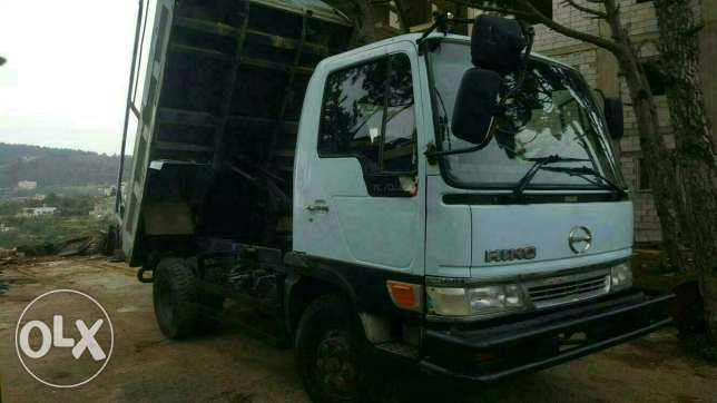 Hino 08 2007 for SALE