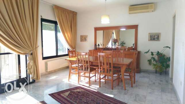 Furnished apartment broumana