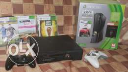 Xbox360 - pal 3.0+controllers