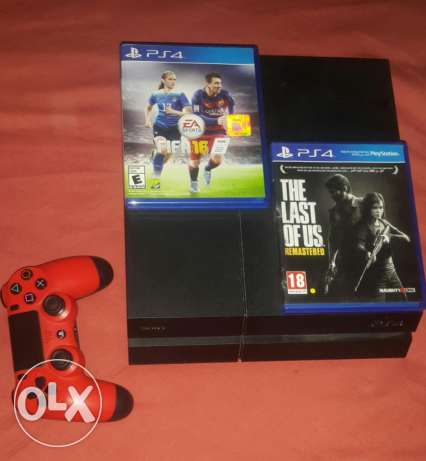 Ps4 for sale مصطبة -  1