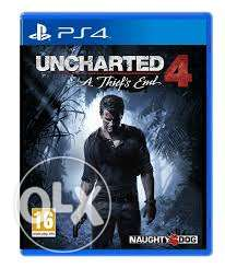 uncharted 4 ps4 برج البراجنة -  1