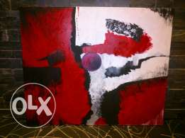 Handmade painting for