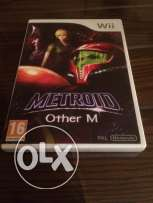 metroid other M(pal) very good condition