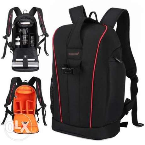 DSLR camera backpack offer