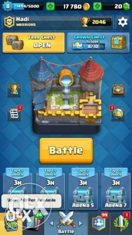 Clash royale for sale see more photos up