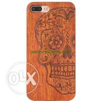 Genuine wooden phone cases for iPhone 6 only