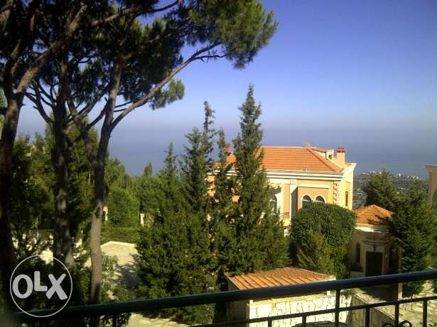 200 m2 furnished apartment for Rent $800/month in Fatka, Lebanon كسروان -  2