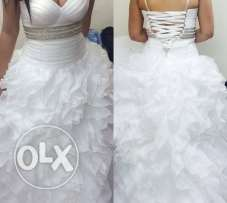 new dress for bride