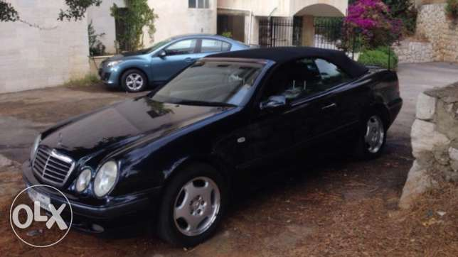 Mercedes benz CLK 320 Switzerland one owner