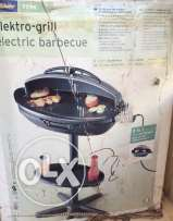 Electric stand barbecue $90