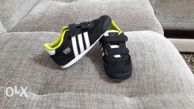 Adidas shoes size 25