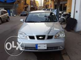 Chevrolet Optra LS-2004-Silver-Automatic-Company Source& Maintenance