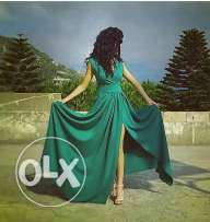 Green , original , comfortable, beautifull, new, Dress
