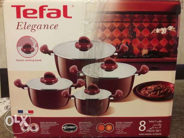 Orginal TEFAL Cooking Pans