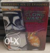 Star Wars The Clone Wars ~ Complete 1st First Season