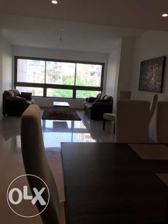 semi furnished apartment for rent near downtown beirut