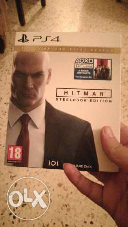 Hitman ps4 for sale or trade